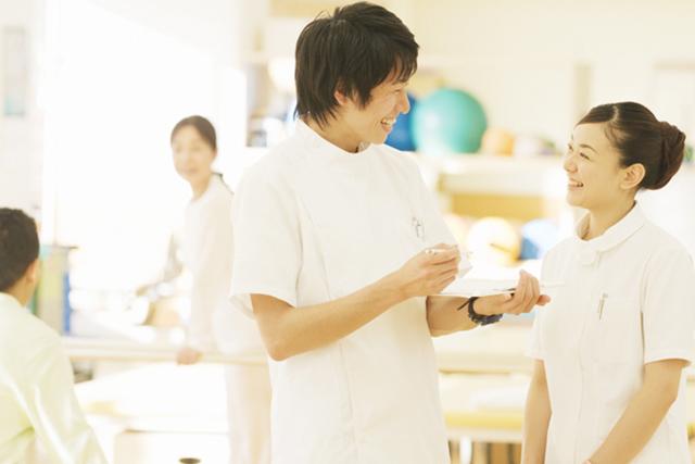 常盤病院|メリハリのある勤務が可能