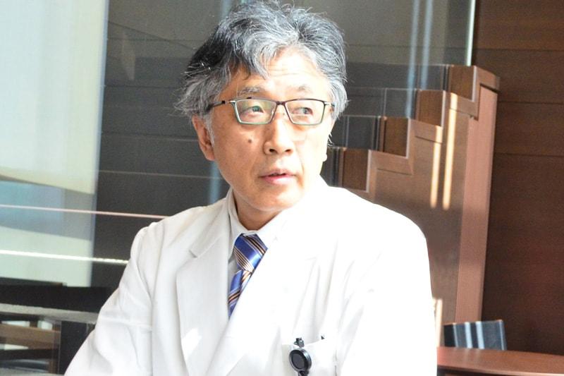 副院長 高沢有史先生
