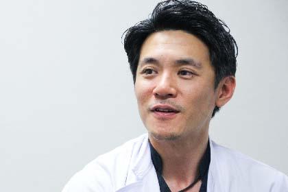 松村祐志先生(消化器内科)