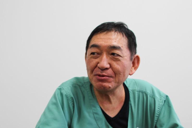 越田吉一先生・消化器内科