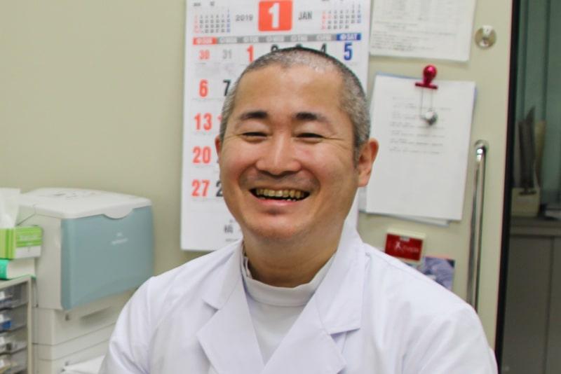 大本俊介先生・整形外科