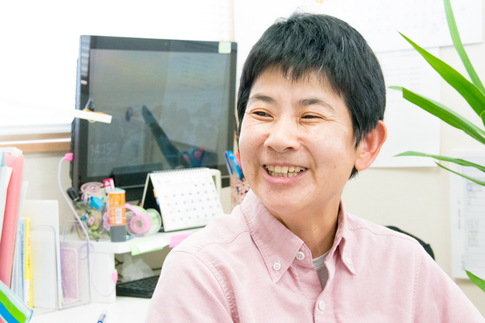 皮膚科専門医・田口佳代子先生