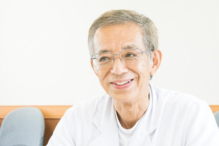 いばらき診療所みと院長・西村嘉裕先生