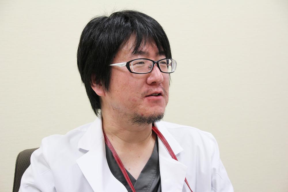 整形外科医の才田哲友先生