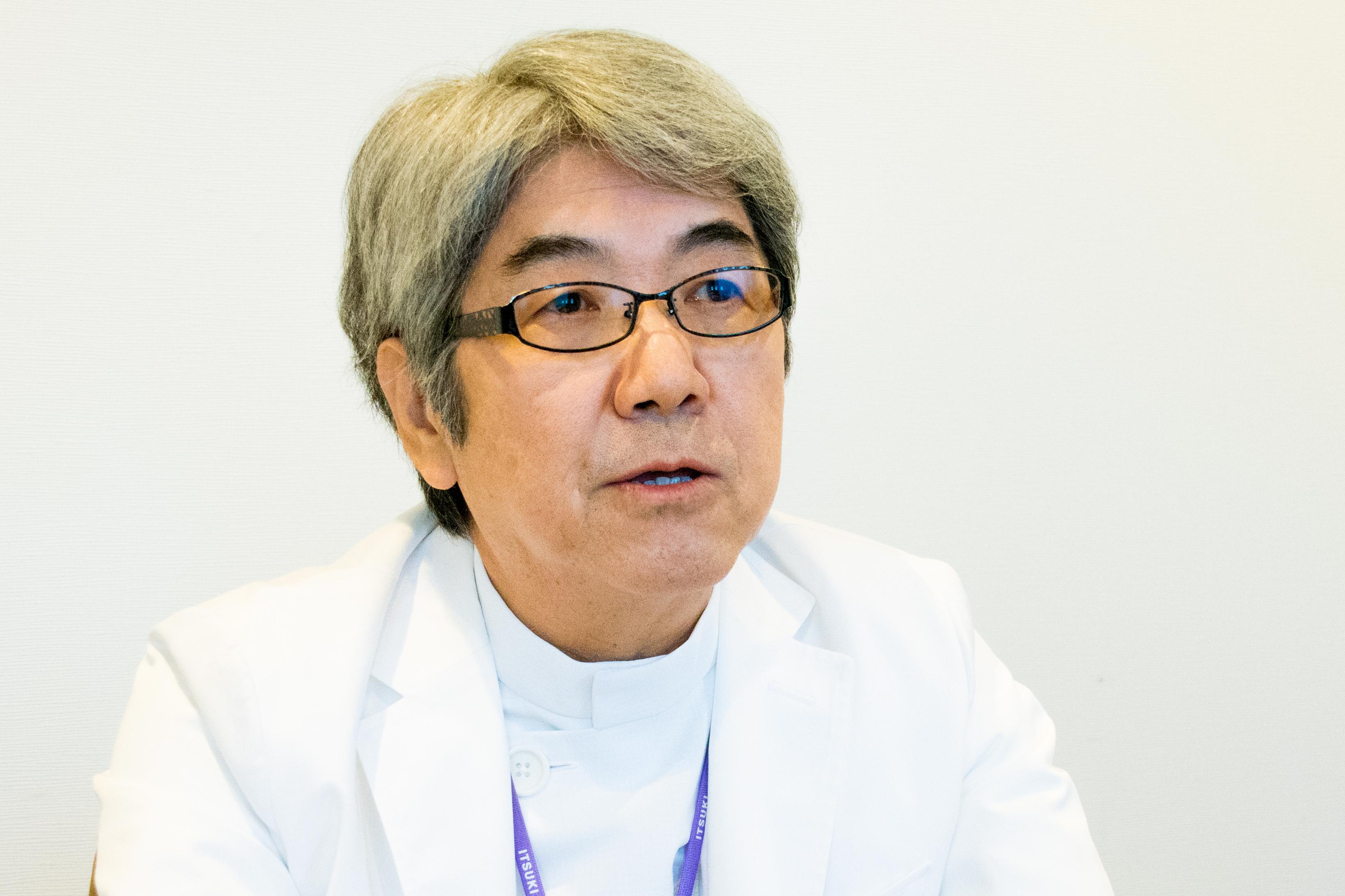 佐藤正樹理事長