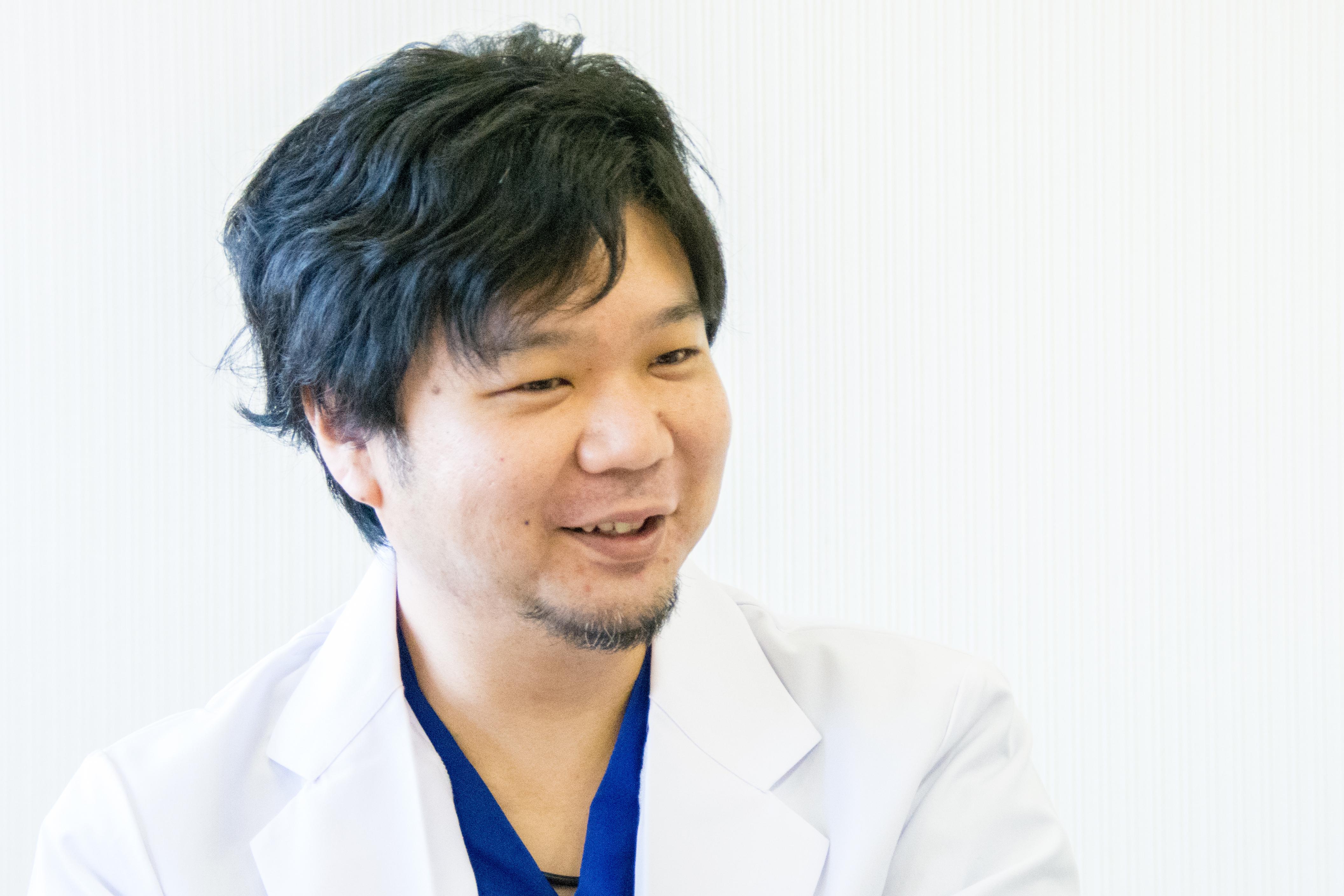 杉田裕輔先生
