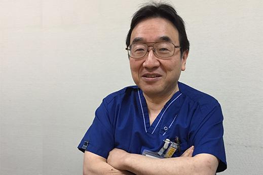 副院長の安田之彦先生
