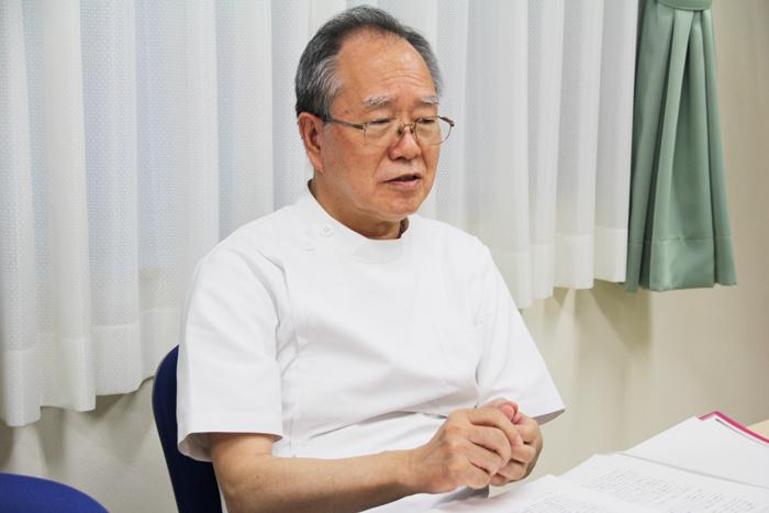 ごとうクリニック院長・後藤千秋先生