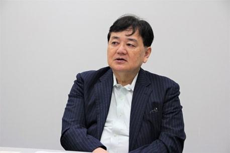 杉原 弘晃理事長