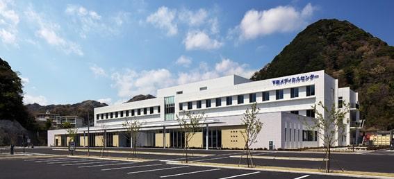 下田メディカルセンター外観