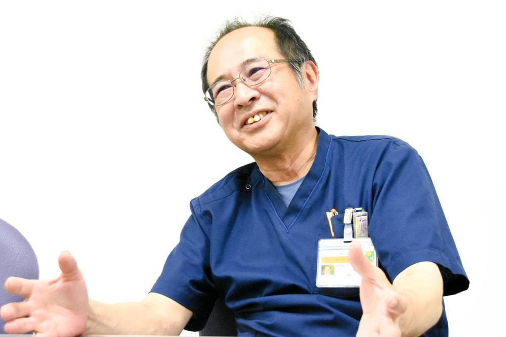 副院長 日野浩司先生