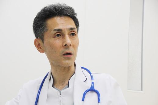 (院長 渡邉健一先生)