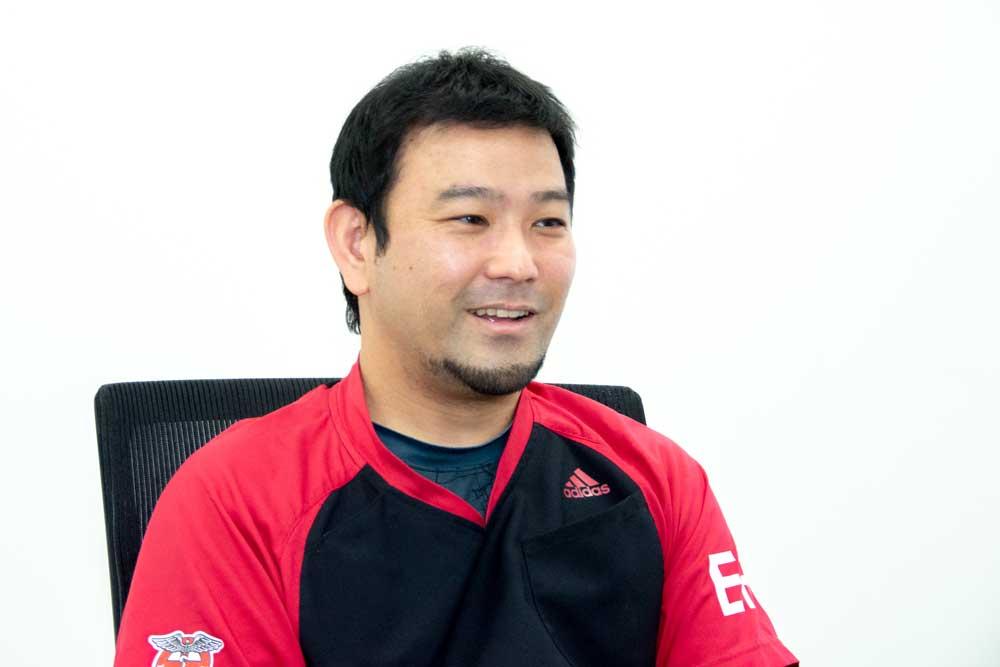 倉田秀明先生