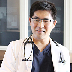 専攻医1年目・中井大介先生