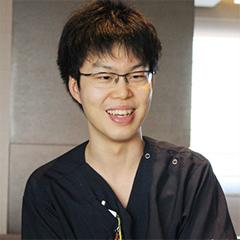 専攻医1年目・山口智央先生
