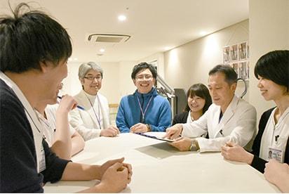 医療の質を高めるための負担削減