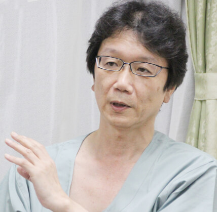 川村 典義先生