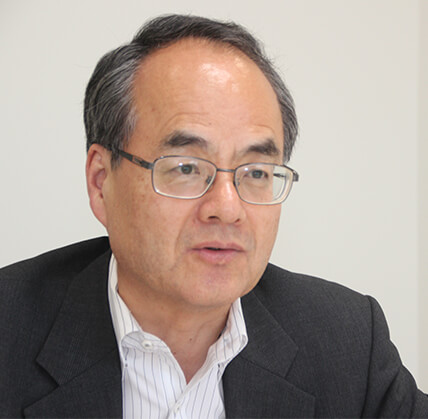 越智 芳晴先生