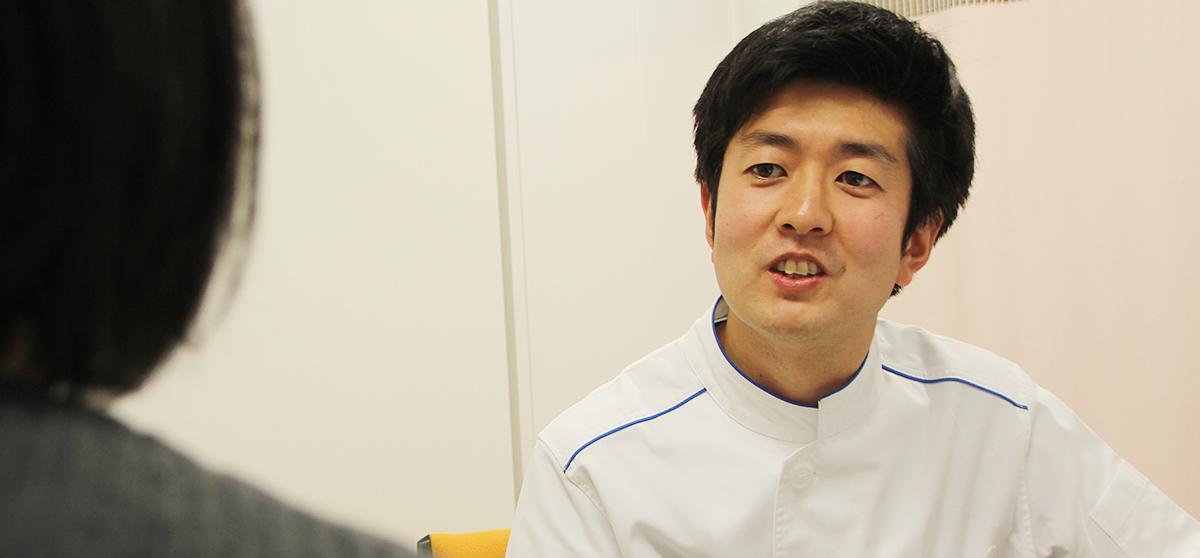 瑞江総合クリニック院長 松原顕次先生